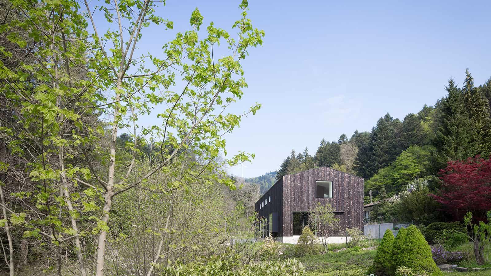 Stocker Dewes Architekten – Wohnhaus Freiburg