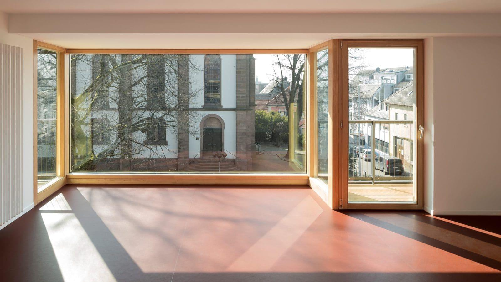 Stocker Dewes Architekten BDA – Evangelisches Gemeindehaus, Ihringen am Kaiserstuhl