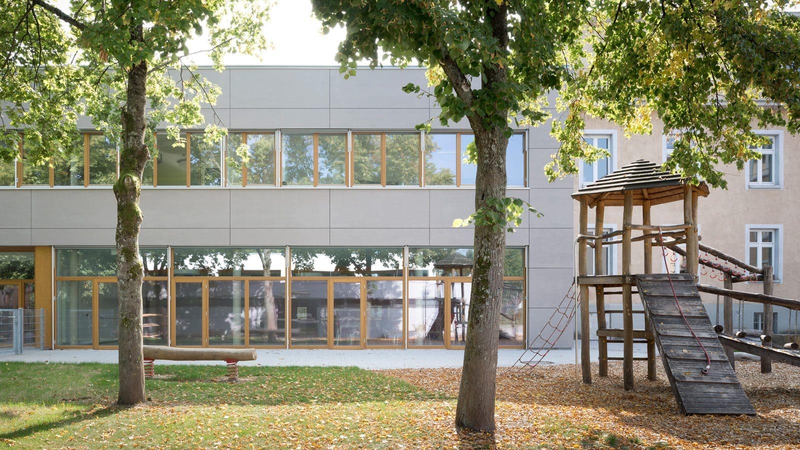 Stocker Dewes Architekten BDA – Kita West, Freiburg im Breisgau