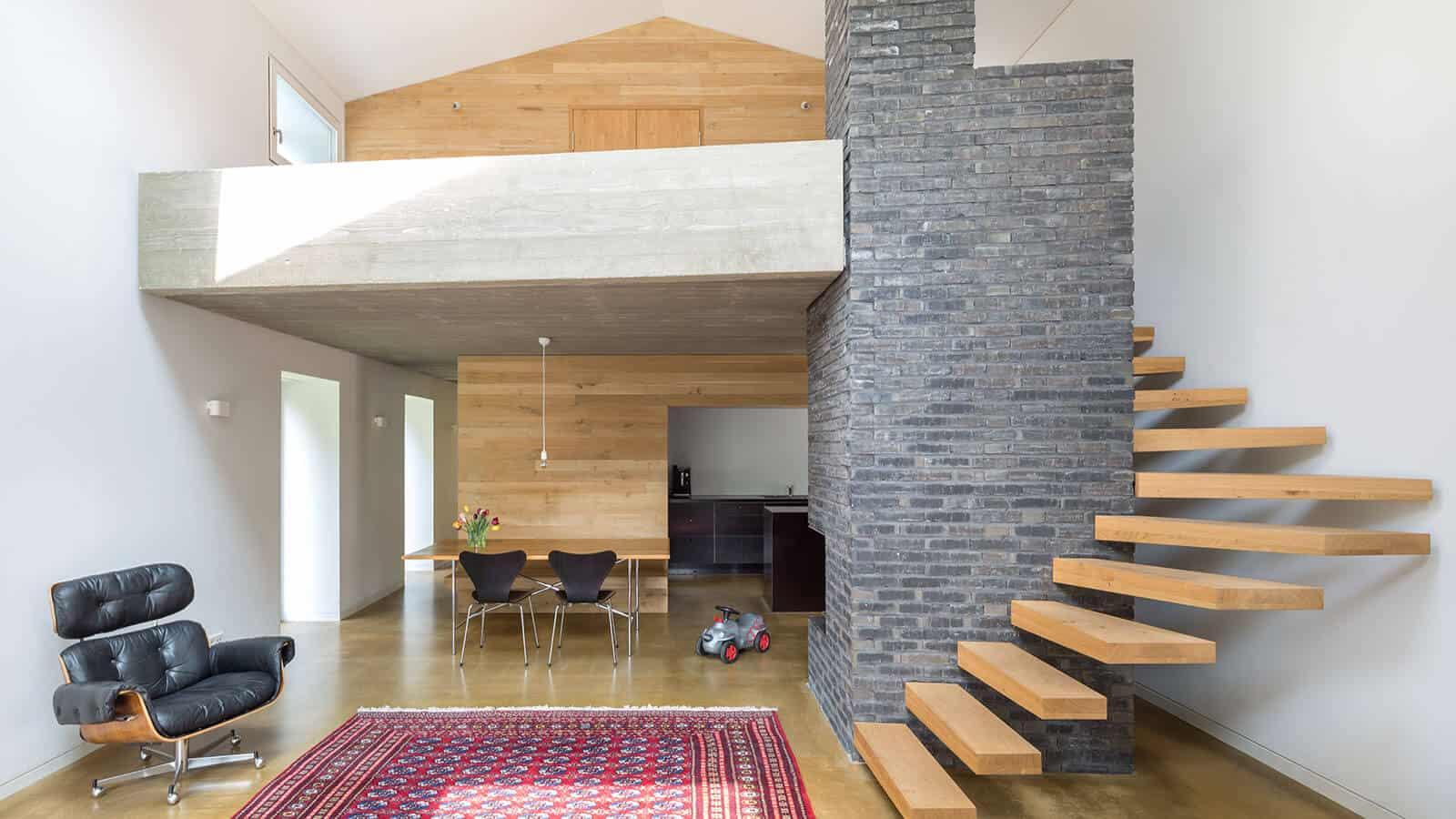 Stocker Dewes Architekten BDA – Wohngebäudemit Büro, Freiburg im Breisgau
