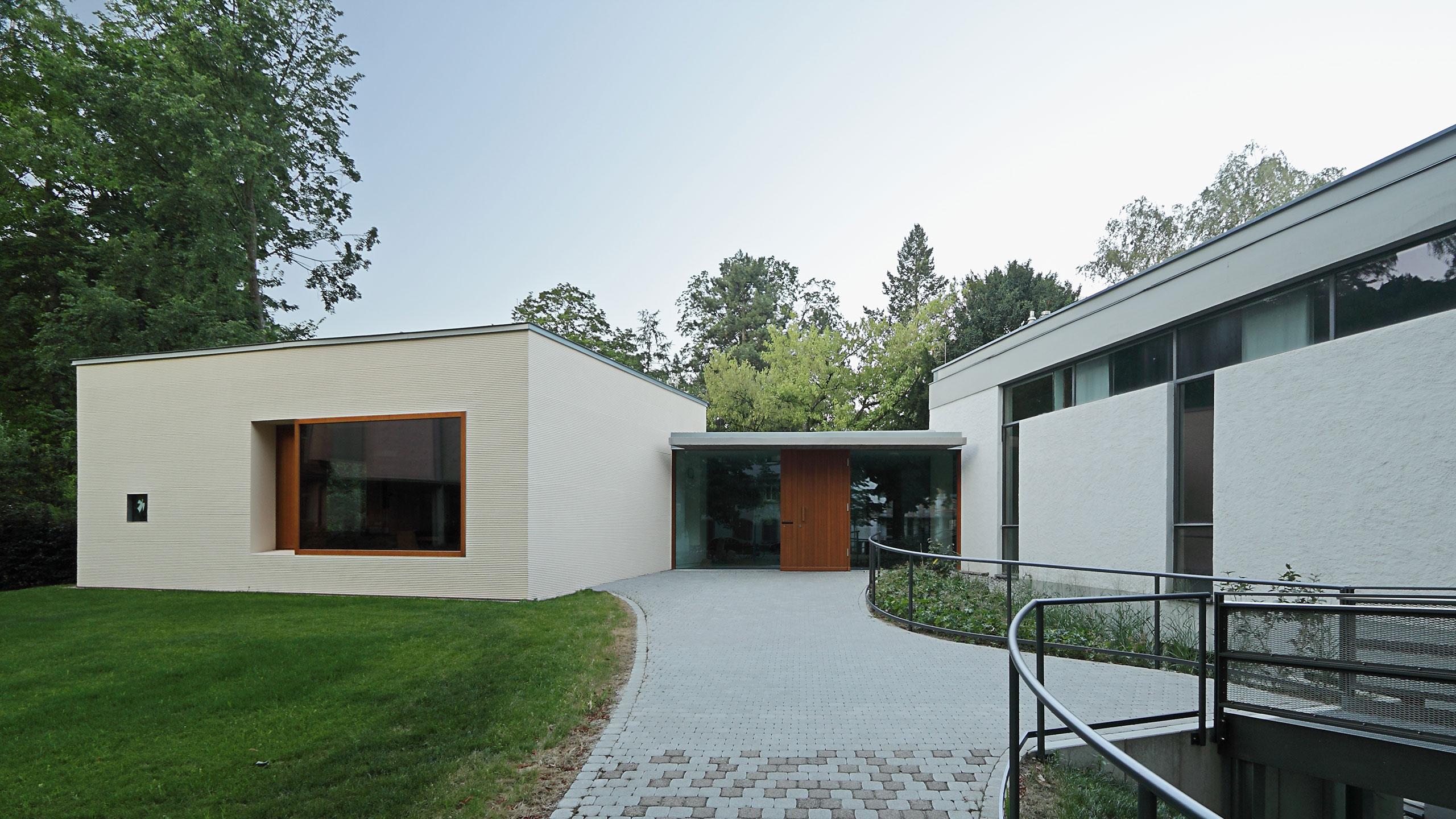 Stocker Dewes Architekten BDA – Neubau Evangelisches Pfarramt Nord, Freiburg im Breisgau