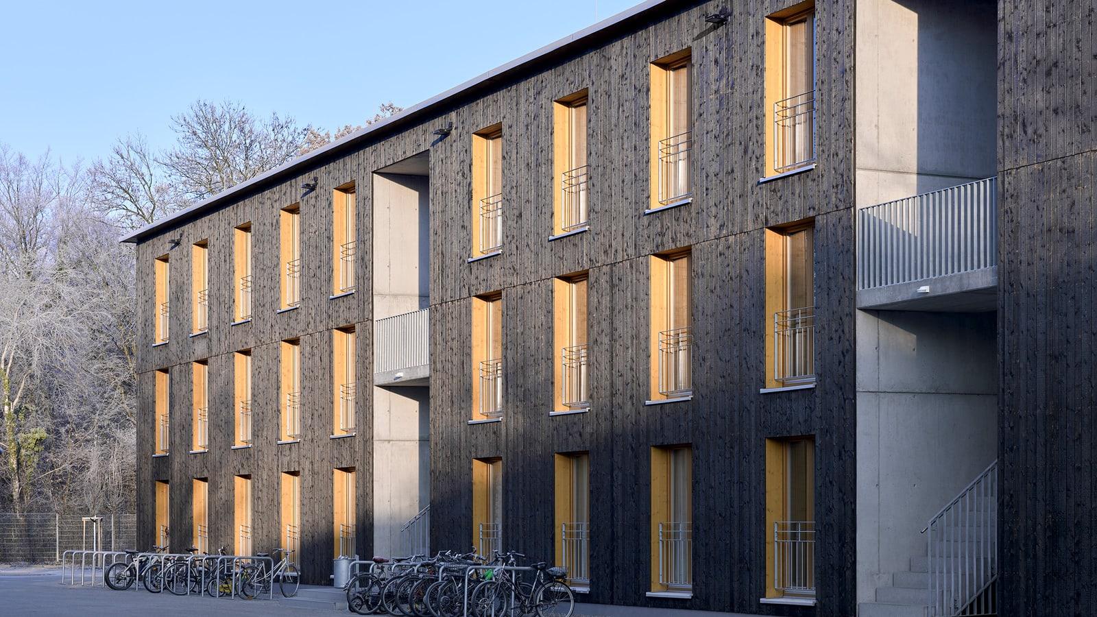 Stocker Dewes Architekten BDA – Wohnheim für wohnungslose Familien, Freiburg im Breisgau